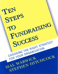 My books: Ten Steps to Fundraising Success